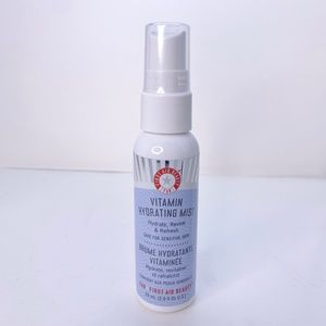 First Aid Vitamin Hydrating Mist Brume Vitaminee
